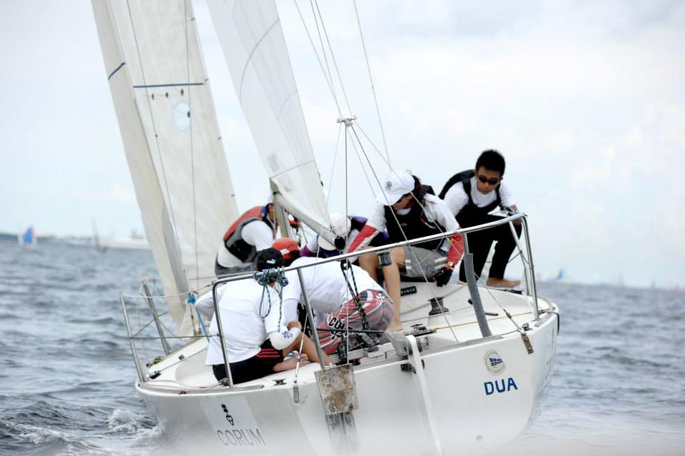 Sea Sports - Republic Of Singapore Yacht Club